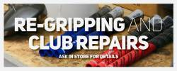Full Club Repair Service Available