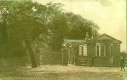 The Lodge, Kenyon Hall
